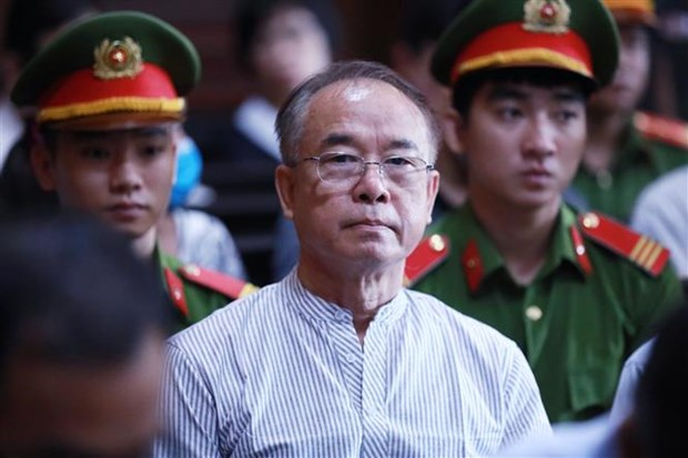 Un ancien vice-president du Comite populaire de Ho Chi Minh-Ville condamne a prison hinh anh 1