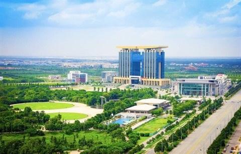 Edification de la ville intelligente de Binh Duong au service du developpement hinh anh 1
