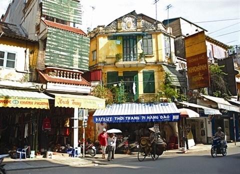 Vieux quartier de Hanoi : l'atout charme de la capitale vietnamienne hinh anh 1