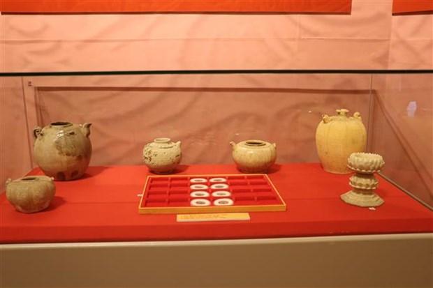 Bac Ninh presente des antiquites de la dynastie des Ly (1010-1225) hinh anh 1
