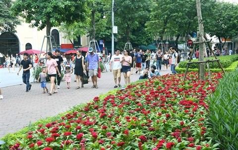 Relance du tourisme a Hanoi hinh anh 1