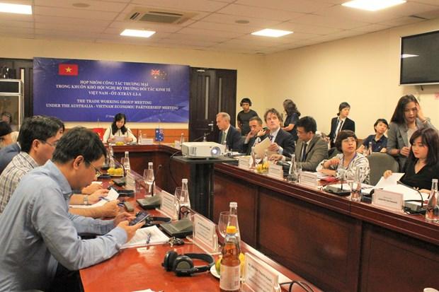 Renforcement des relations commerciales Vietnam-Australie hinh anh 1
