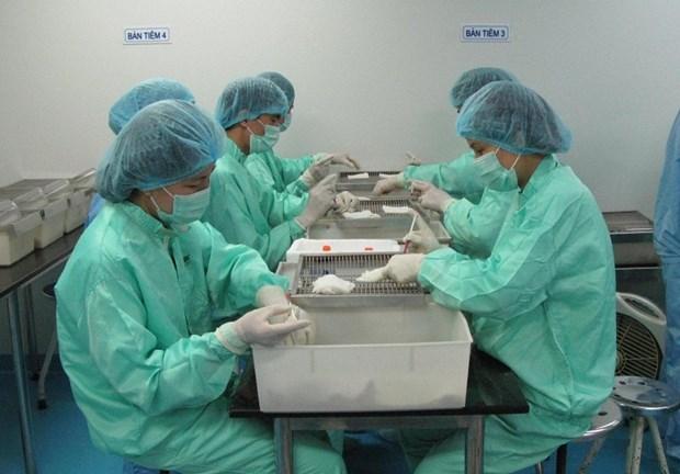 VABIOTECH teste un vaccin contre le COVID-19 sur des singes hinh anh 1