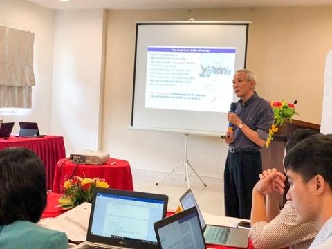 Renforcement des competences d'ecriture sur les catastrophes naturelles hinh anh 1