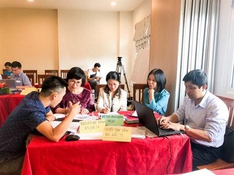 Renforcement des competences d'ecriture sur les catastrophes naturelles hinh anh 2