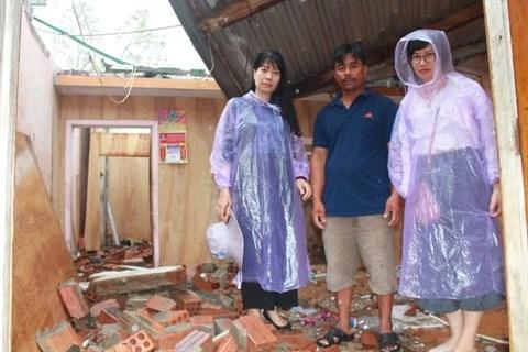 Renforcement des competences d'ecriture sur les catastrophes naturelles hinh anh 3
