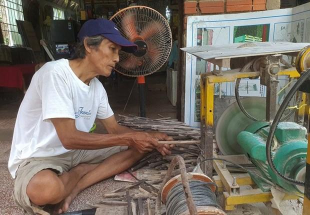 Les couverts de table en paletuvier noir de Mai Lam Phuong hinh anh 2