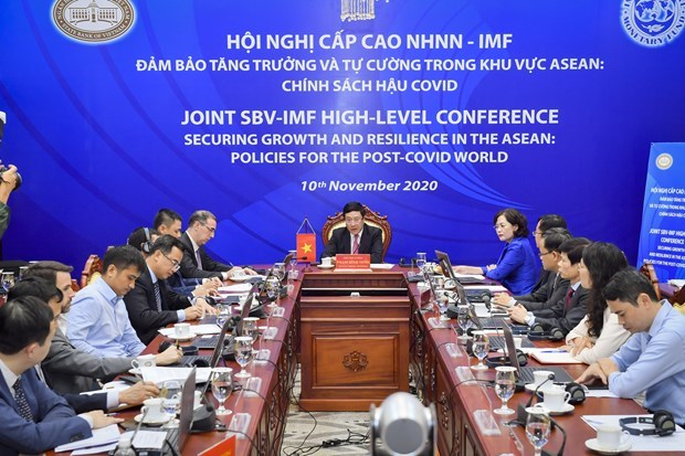 ASEAN : Recherche de solutions pour relancer la croissance economique apres le COVID-19 hinh anh 1