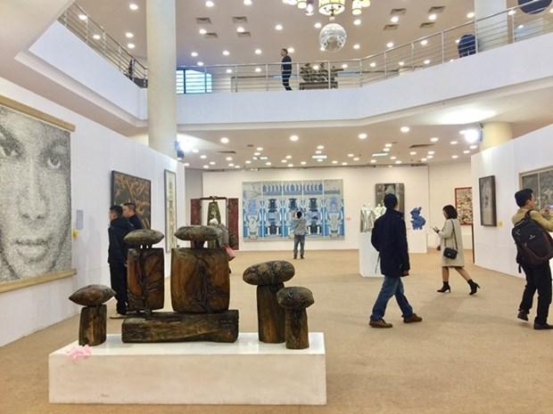 29 œuvres laureates au Concours national des beaux-arts 2020 hinh anh 1
