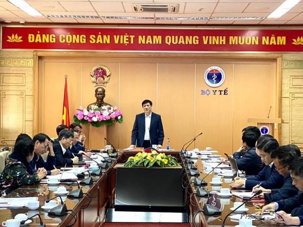 Le Vietnam va commencer la premiere phase d'essai d'un vaccin contre le COVID-19 hinh anh 1