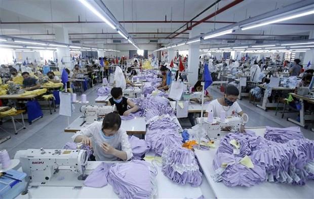 Le RCEP apporte des opportunites au secteur du textile et de l'habillement hinh anh 1