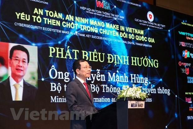 Le Vietnam doit affirmer sa souverainete et sa prosperite en ligne hinh anh 2