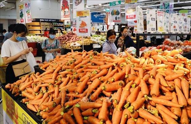 Les reseaux de distribution etrangers favorisent les exportations vietnamiennes hinh anh 1