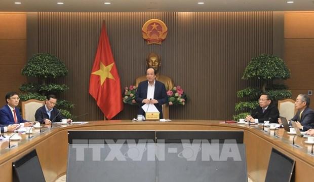 Le Vietnam continue a mettre en place le guichet unique national hinh anh 1