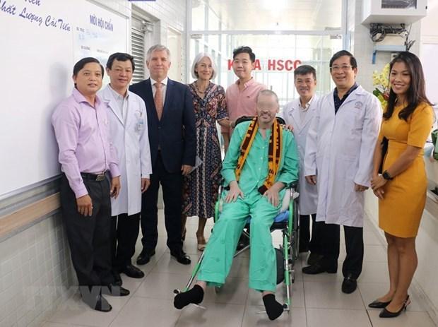 Le Vietnam, un point brillant dans la lutte contre le coronavirus hinh anh 2