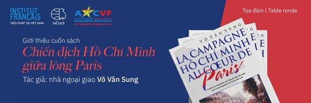 La campagne Ho Chi Minh au cœur de Paris hinh anh 1