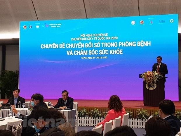 Le Vietnam accelere la transformation numerique du secteur de la sante hinh anh 1