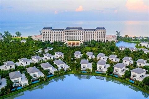 Vinpearl, seul groupe prime dans l'industrie du tourisme hinh anh 1