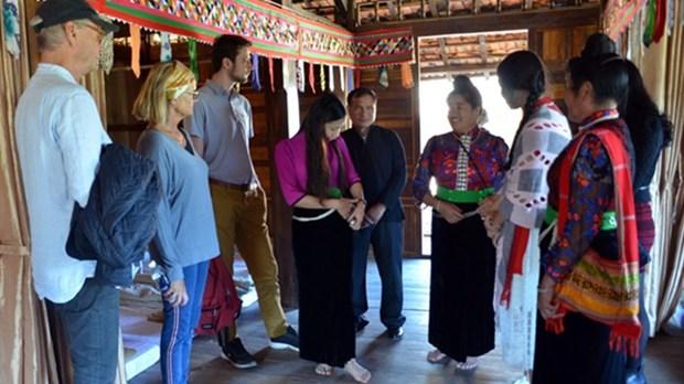 Le tourisme communautaire dans le Nord-Ouest hinh anh 1