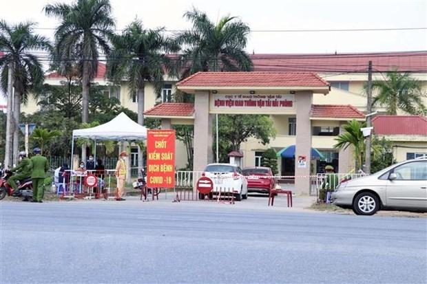 L'Hopital des Transport de Hai Phong rouvre ses portes hinh anh 1