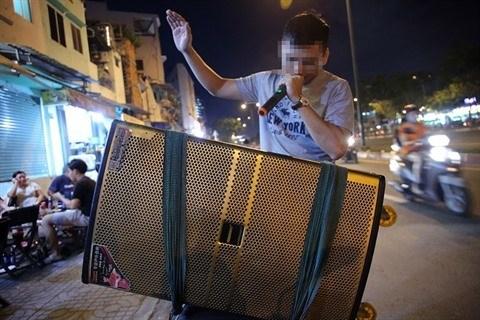 Forte lutte contre la pollution sonore a Ho Chi Minh-Ville hinh anh 1