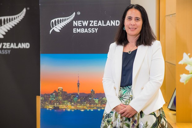 Relations between Vietnam and New Zealand are developing strongly