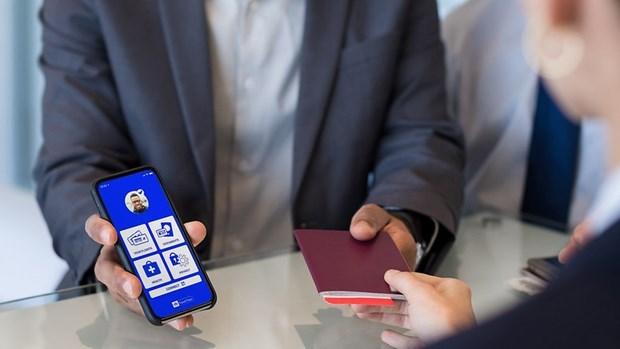 Passeport sanitaire electronique, la cle pour la reouverture des vols internationaux hinh anh 1