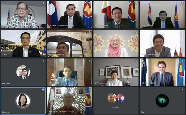 Renforcement du partenariat strategique ASEAN-Nouvelle-Zelande hinh anh 1