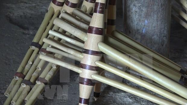 Efforts pour preserver le khen des H'Mong sur le plateau calcaire de Ha Giang hinh anh 1