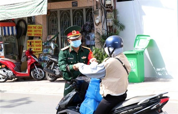Ho Chi Minh-Ville envisage de resserrer la gestion de la circulation des gens hinh anh 1
