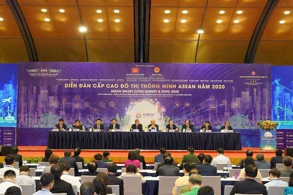 Le Vietnam a une reunion du Reseau des villes intelligentes de l'ASEAN hinh anh 2