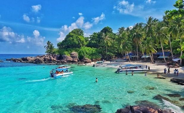 Le sud de Phu Quoc emerge comme un nouveau paradis de villegiature hinh anh 1