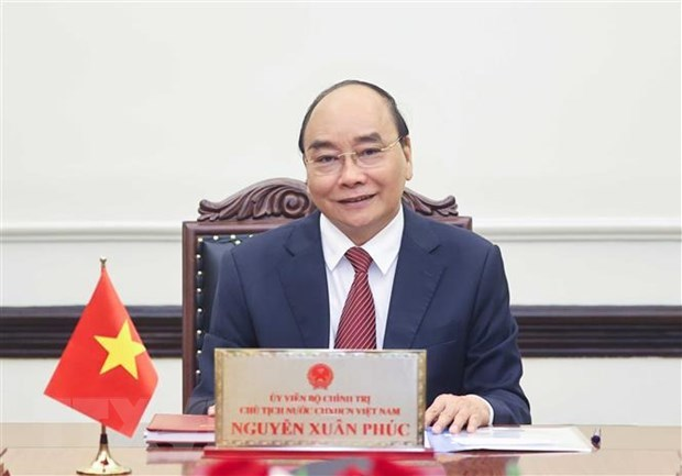 Fete de la Mi-Automne : le president Nguyen Xuan Phuc envoie une lettre aux enfants hinh anh 1