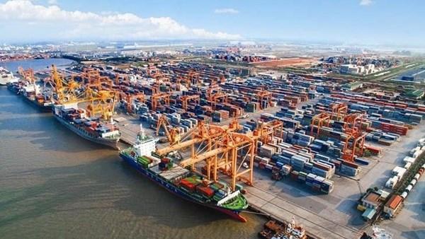 Approbation d'un plan sur le developpement du reseau portuaire hinh anh 1
