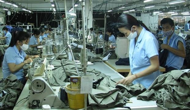 Aide humanitaire pour des travailleurs migrants a Ho Chi Minh-Ville hinh anh 1