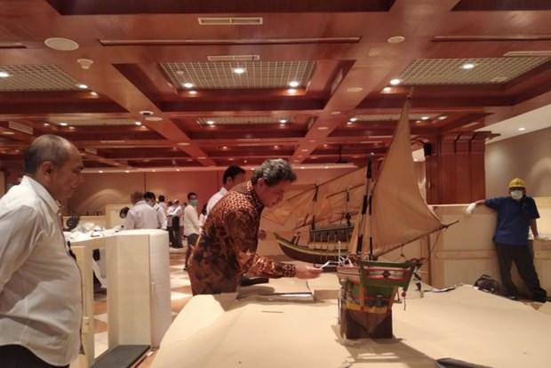 Les Pays-Bas rendent 1.500 objets historiques a l'Indonesie hinh anh 1