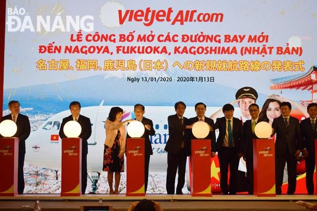 Vietjet annonce plusieurs destinations au Japon hinh anh 1
