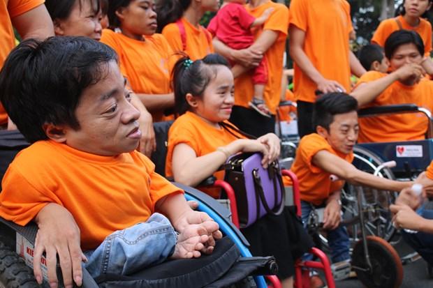 Inauguration du projet de modernisation du Centre pour les victimes de l'agent orange a Hanoi hinh anh 1