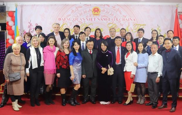 Le Tet du Rat 2020 celebre dans plusieurs pays hinh anh 2
