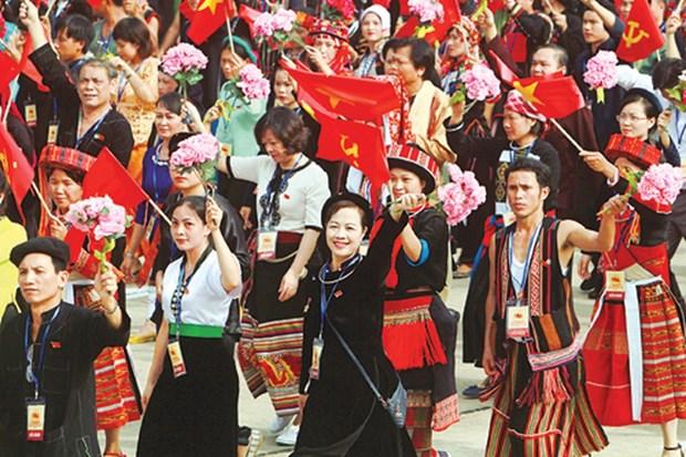 Le Congres national des ethnies minoritaires du Vietnam 2020 prevu en avril hinh anh 1