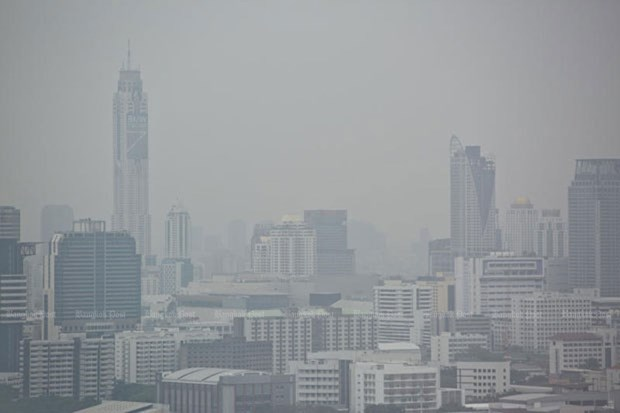 La Thailande prend davantage de mesures pour lutter contre la pollution de l'air hinh anh 1