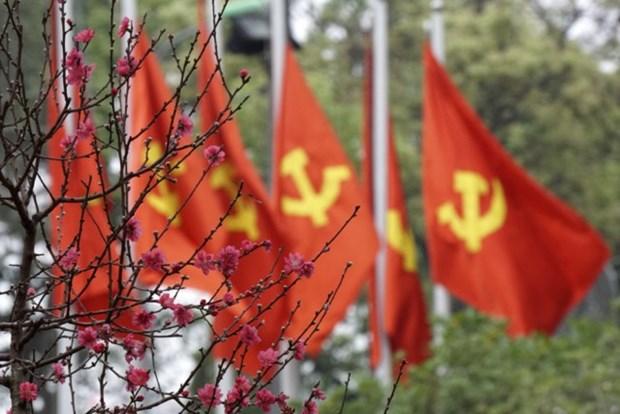 """Bientot le programme """"Printemps consacre au Parti"""" a Hanoi hinh anh 1"""
