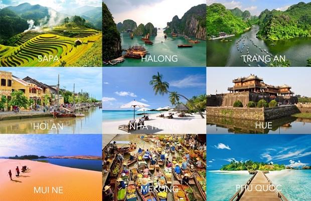 Le Vietnam parmi les 20 destinations touristiques connaissant la croissance la plus rapide au monde hinh anh 1