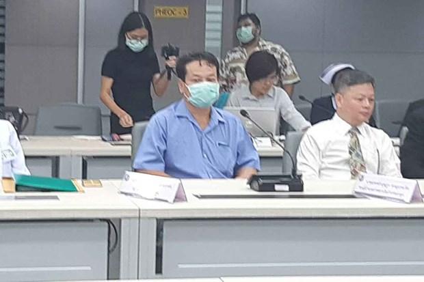 Thailande: Le premier cas de nCoV n'ayant pas voyage en Chine est sorti de l'hopital hinh anh 1