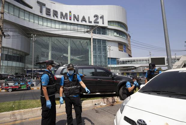 Tuerie en Thailande : Message de sympathie du Premier ministre Nguyen Xuan Phuc hinh anh 1