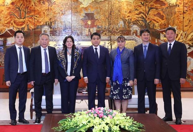 Pour celebrer les 60 ans de l'etablissement des relations Vietnam-Cuba hinh anh 1