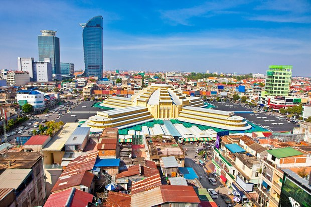 Des entreprises americaines explorent le marche agricole cambodgien hinh anh 1