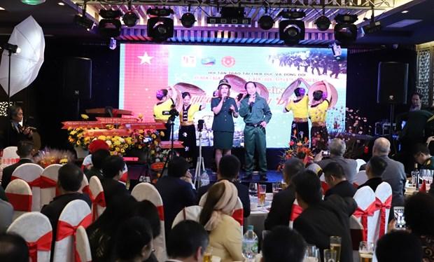 L'Association Tan Trao en Allemagne renforce la solidarite de la communaute vietnamienne hinh anh 1