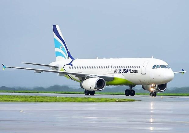 Air Busan ouvre une ligne directe entre Busan et Ho Chi Minh-Ville hinh anh 1