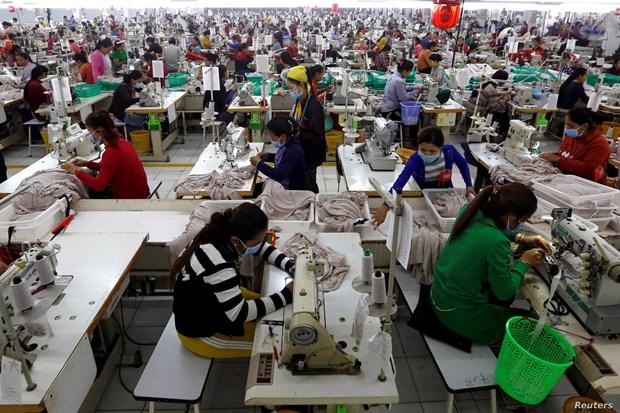 Le PM cambodgien abaisse les previsions de croissance a 6% cette annee hinh anh 1